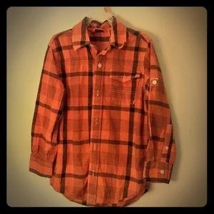 Gap kids button down shirt